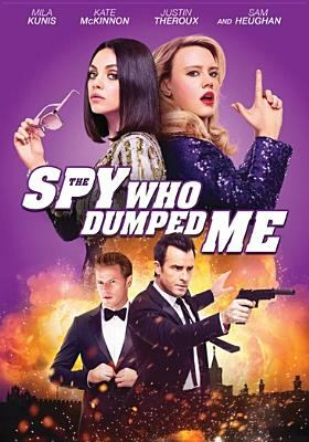 Cover image for The spy who dumped me