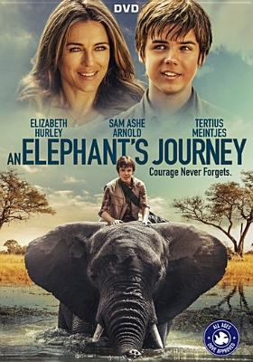 Cover image for An elephant's journey