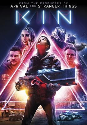 Cover image for Kin