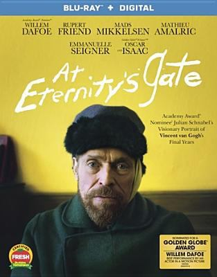 Cover image for At eternity's gate
