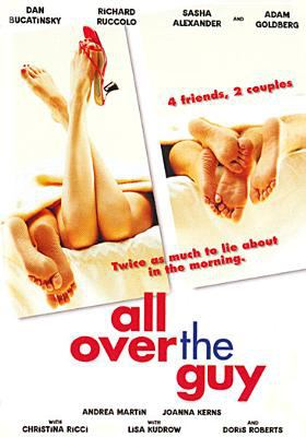Cover image for All over the guy