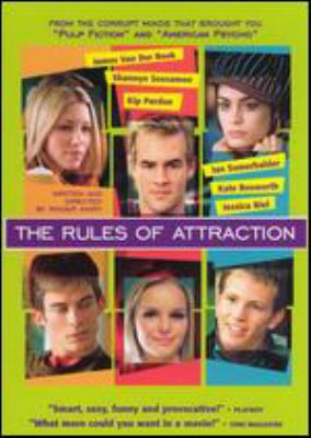 Cover image for The rules of attraction
