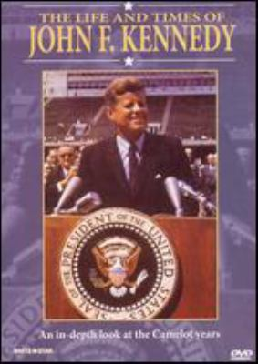 Cover image for John Fitzgerald Kennedy