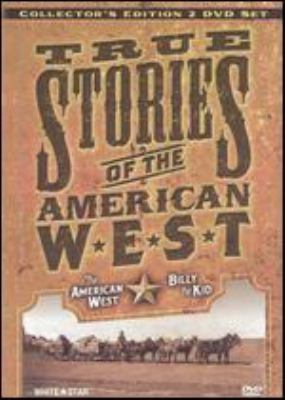 Cover image for True stories of the American West