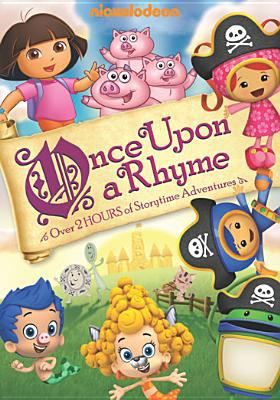 Cover image for Once upon a rhyme