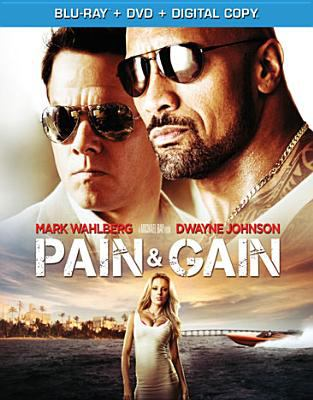 Cover image for Pain & gain