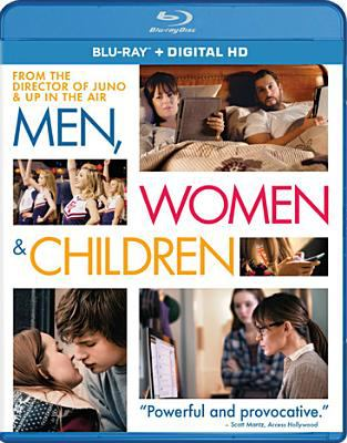 Cover image for Men, women & children