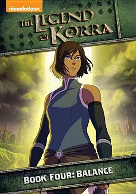 Cover image for Legend of Korra. Book four, Balance