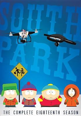 Cover image for South Park. The complete eighteenth season