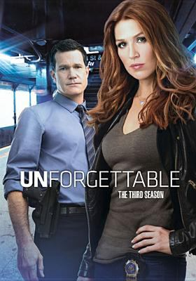 Cover image for Unforgettable. The third season
