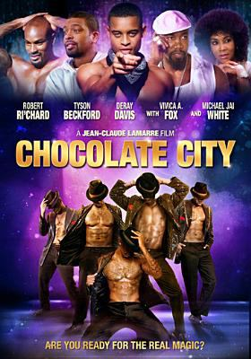 Cover image for Chocolate City