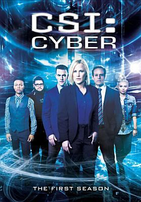 Cover image for CSI: cyber. the first season