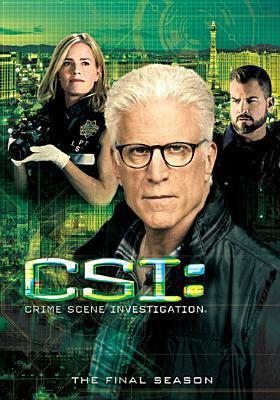 Cover image for CSI: crime scene investigation : the final season