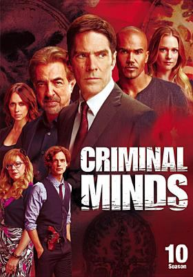 Cover image for Criminal minds. The tenth season