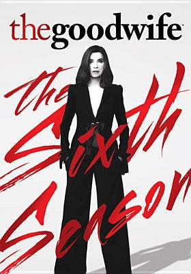 Cover image for The good wife. The sixth season