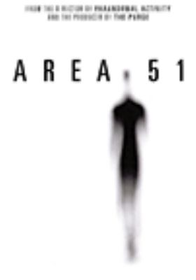 Cover image for Area 51