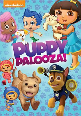 Cover image for Puppy palooza!