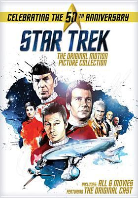 Cover image for STAR TREK : the original motion picture collection.
