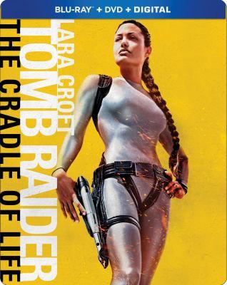 Cover image for Lara Croft, Tomb raider : the cradle of life