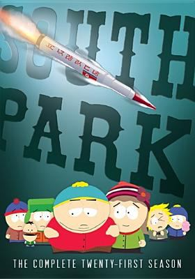 Cover image for South Park. The complete twenty-first season