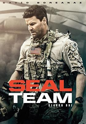 Cover image for SEAL team. Season one.