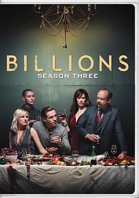 Cover image for Billions. Season three