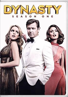 Cover image for Dynasty. Season one