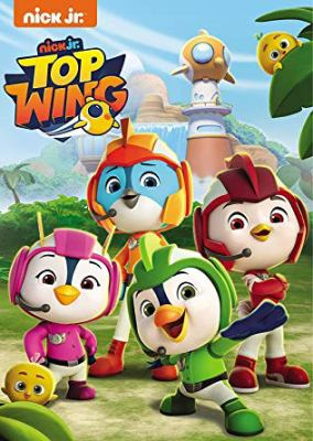 Cover image for Top Wing.