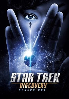 Cover image for Star trek discovery. Season one