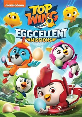 Cover image for Top wing. Eggcellent missions.