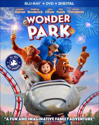 Cover image for Wonder Park