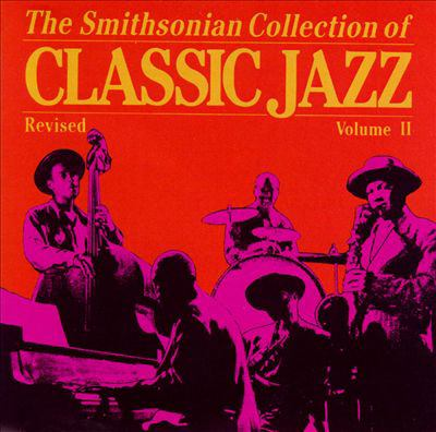 Cover image for The Smithsonian collection of classic jazz. Vol. 2