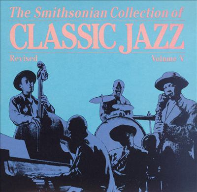 Cover image for The Smithsonian collection of classic jazz. Vol. 5