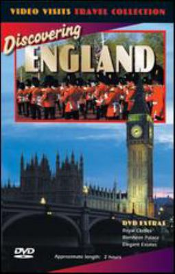 Cover image for Discovering England