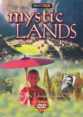 Cover image for Mystic lands. Maya, Jerusalem & Varanasi