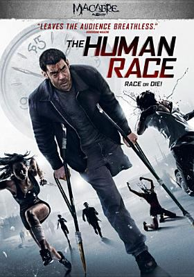 Cover image for The human race