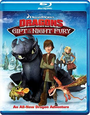 Cover image for Dragons. Gift of the night fury.