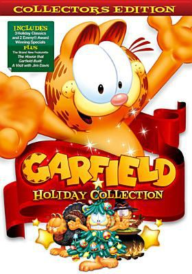 Cover image for Garfield holiday collection
