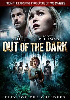 Cover image for Out of the dark
