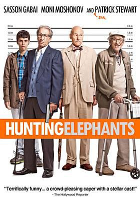 Cover image for Hunting elephants
