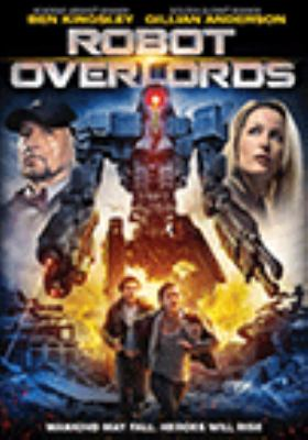 Cover image for Robot overlords