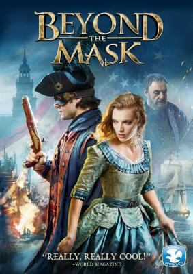 Cover image for Beyond the mask