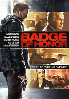 Cover image for Badge of honor