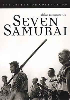Cover image for Seven samurai