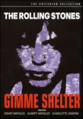 Cover image for Gimme shelter