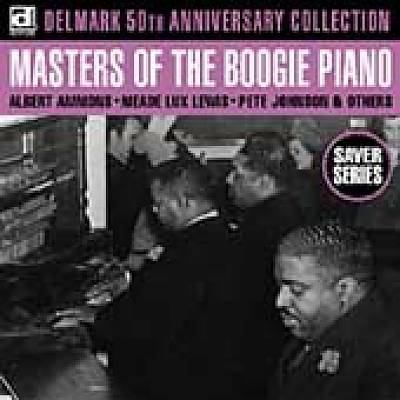 Cover image for Masters of the boogie piano