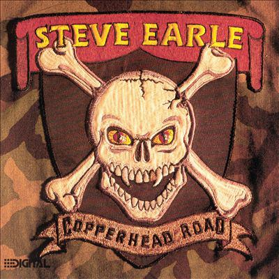 Cover image for Copperhead Road