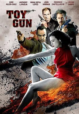 Cover image for Toy gun