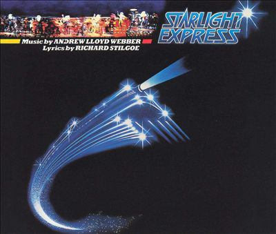 Cover image for Starlight Express [the original cast]