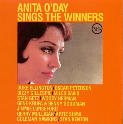 Cover image for Anita O'Day sings the winners